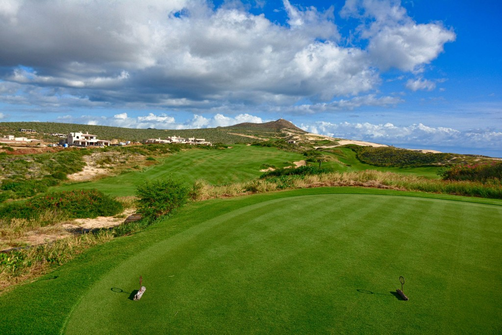 Diamante Dunes is the #1 Cabo San Lucas golf course.
