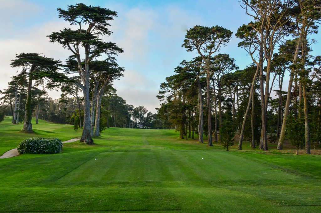 Olympic Club Hole 12