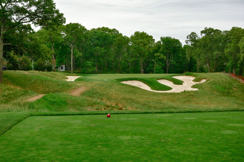 Bethpage Black Hole 14