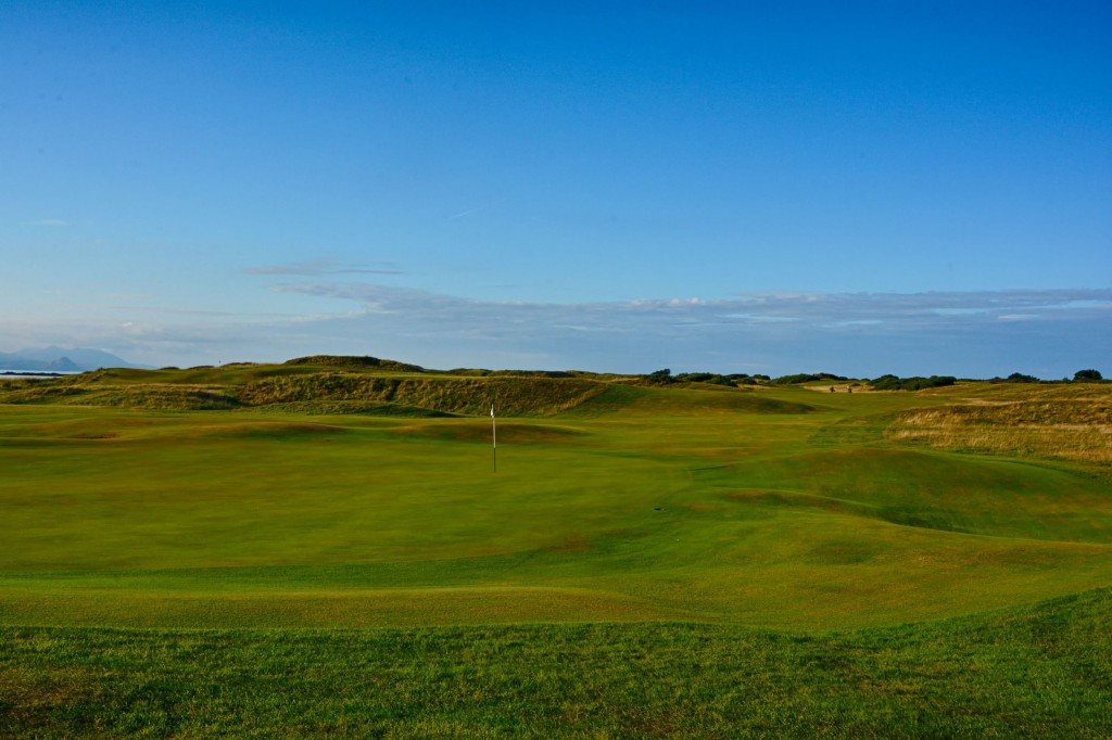 The Ailsa Course at Turnberry
