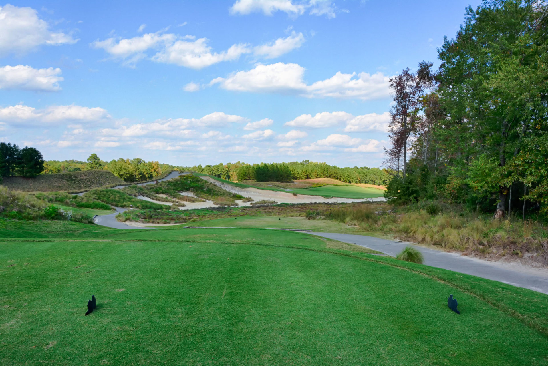 Hole 10 at Tobacco Road Golf Club