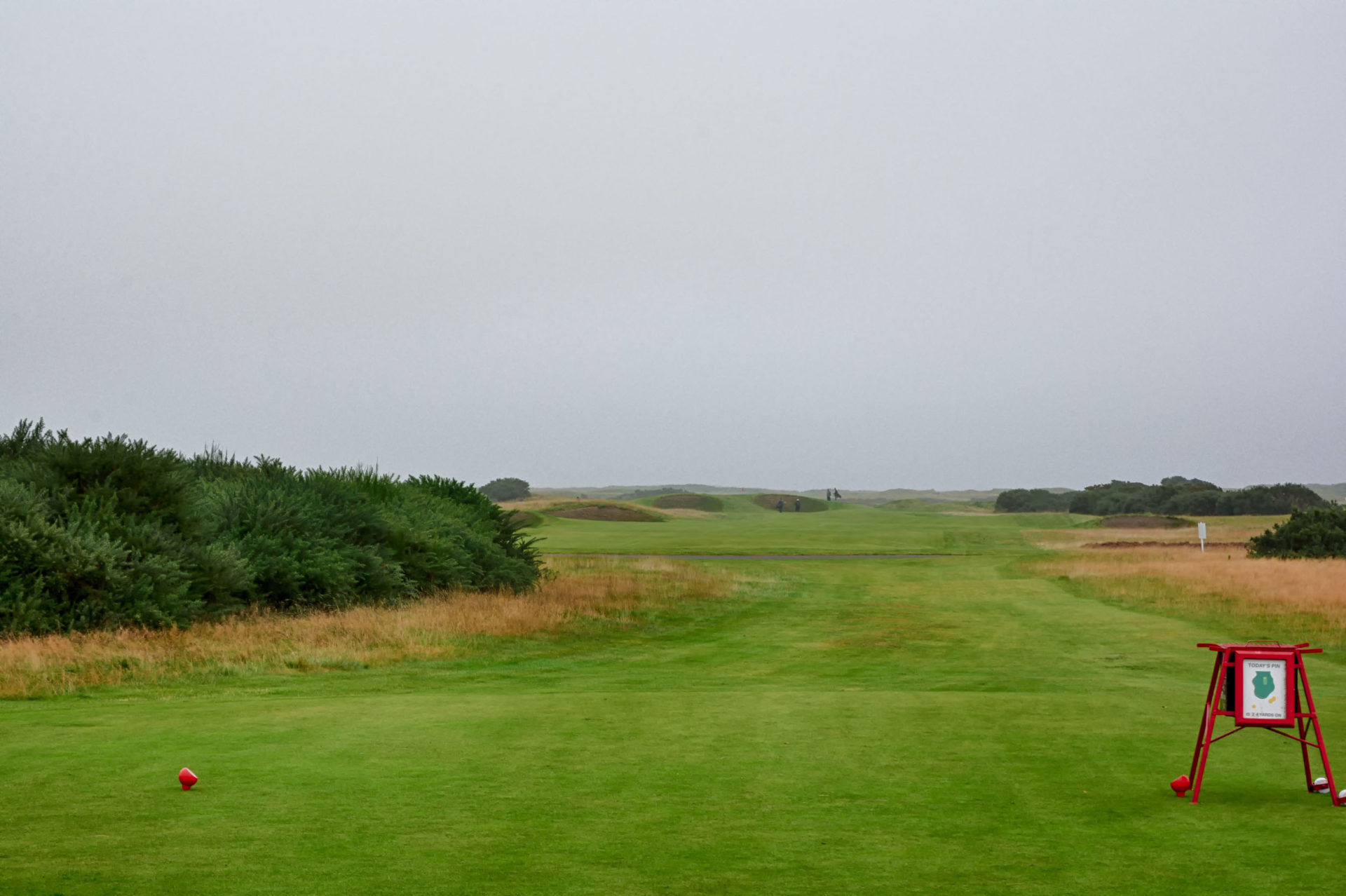 Carnoustie Hole 14