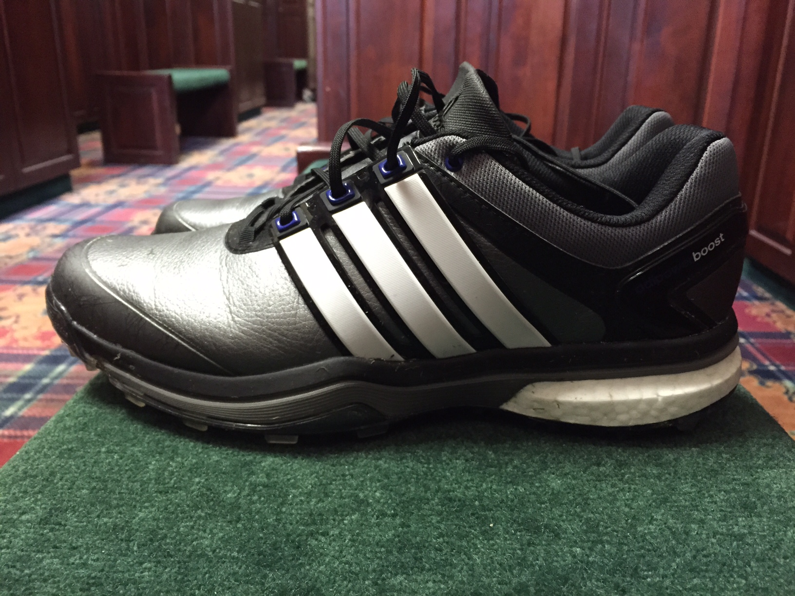 Adipower Adidas Boost Golf Shoe 4