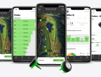 Arccos Caddie Review: Game Changing Smart Grips and Sensors