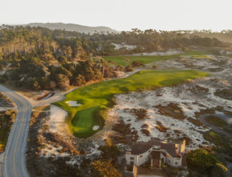 Spyglass Hill Golf Course: Insane Putting Challenge on 100+ Foot Green